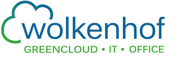 Wolkenhof Logo – GREENCLOUD, IT, OFFICE